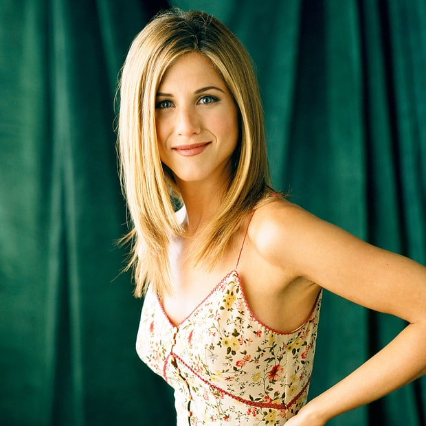 Jennifer Aniston (Played Rachel)