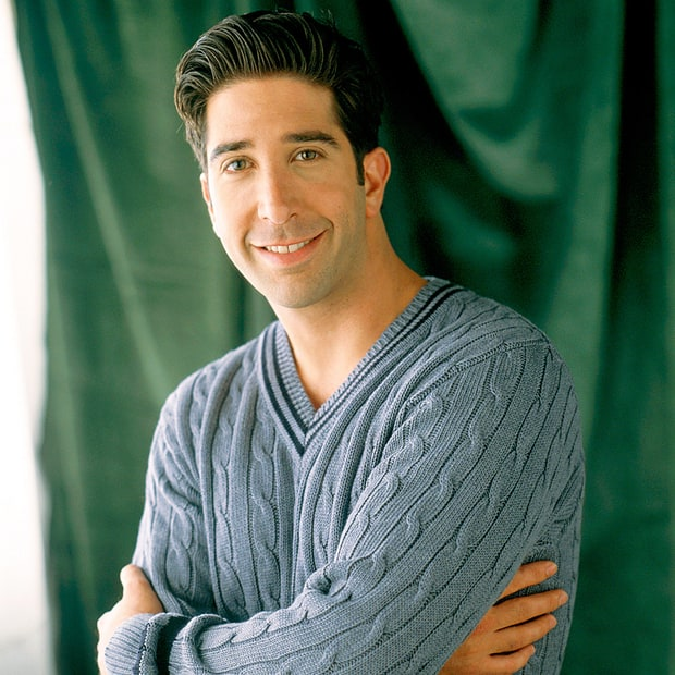 David Schwimmer (Played Ross)