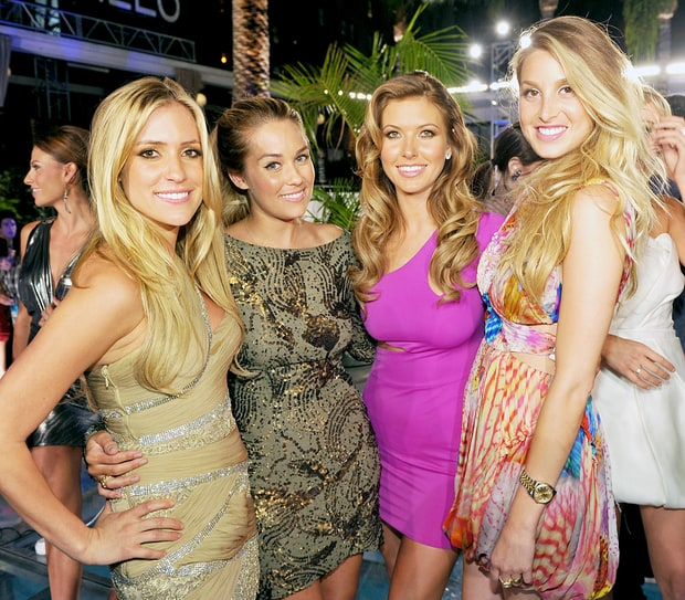 The Hills Cast: Then and Now