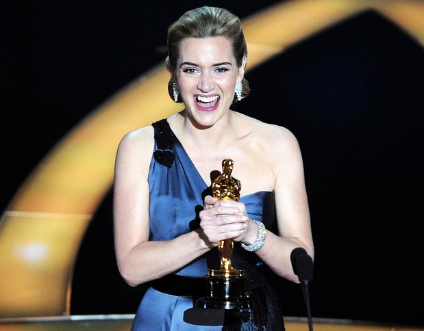 Kate Winslet Finally Wins