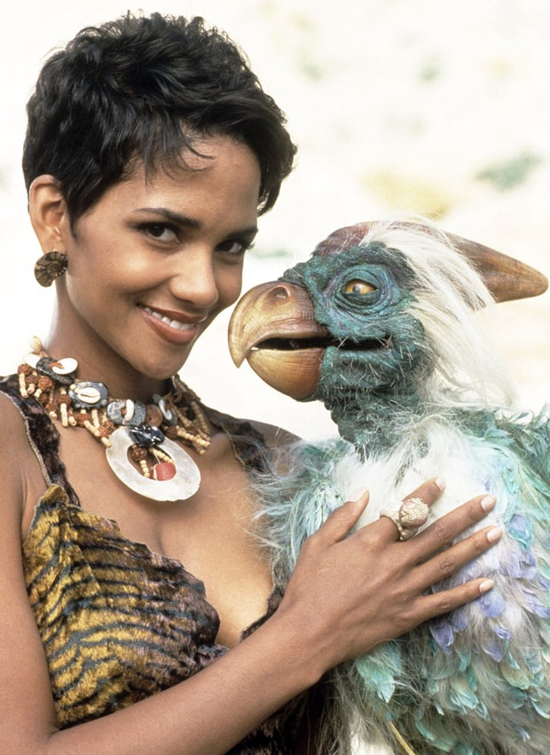 Halle Berry - The Flintstones (1994)