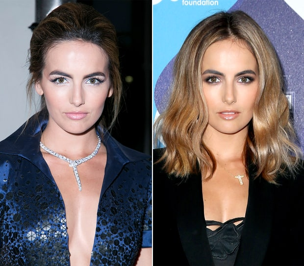Camilla Belle  Celebrities39 Dramatic Hair Color Makeovers  Us Weekly