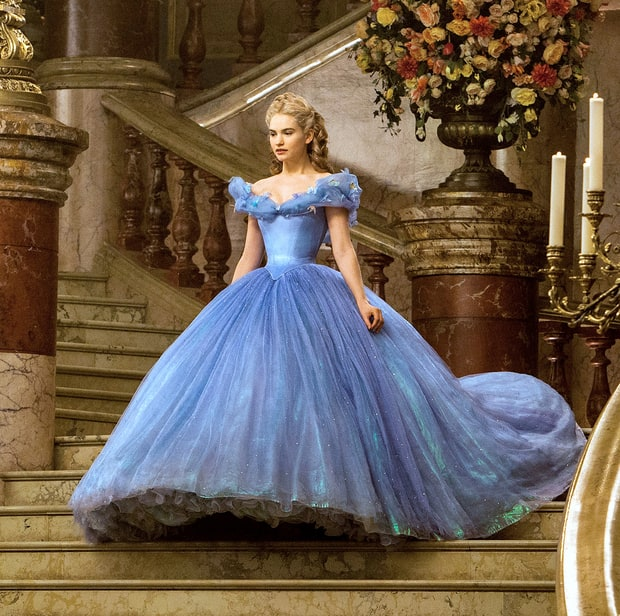 Cinderella, From Sketch To Reality