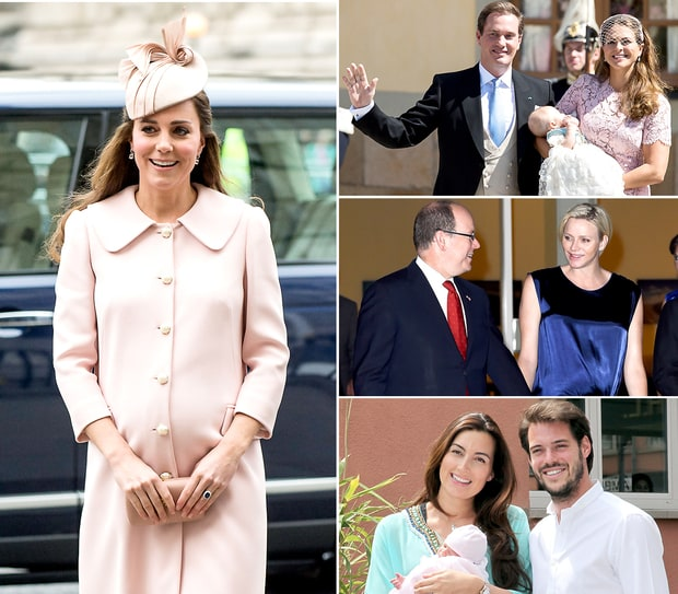 Royal Babies on Board!