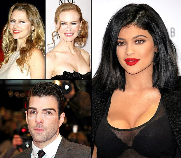 Celebrity Makeup Malfunctions