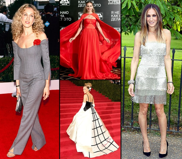 Sarah Jessica Parker's Best Fashion