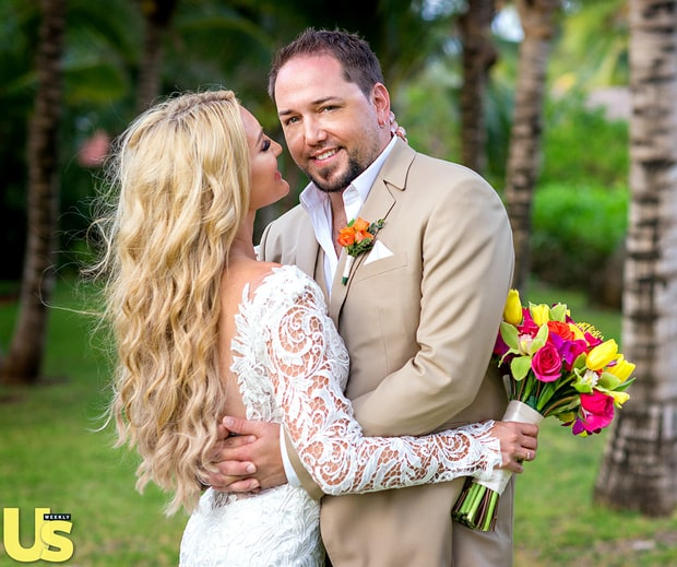 Hands On Groom Jason Aldean And Brittany Kerr S Wedding