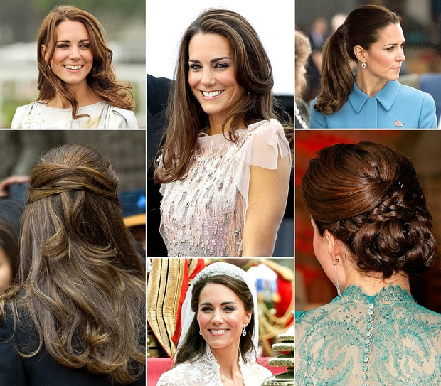 Awesome Kate Middleton39S Best Hairstyles Kate Middleton39S Best Short Hairstyles For Black Women Fulllsitofus