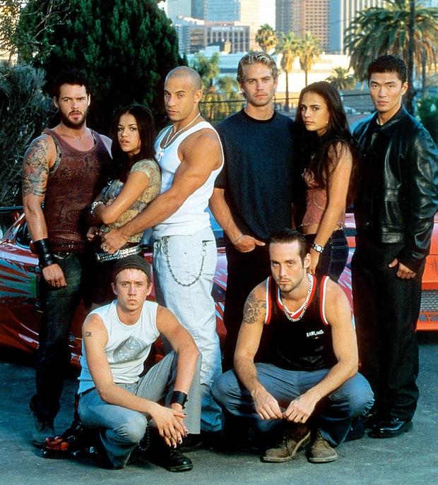 The Fast and the Furious (2001)   Fast and the Furious ...