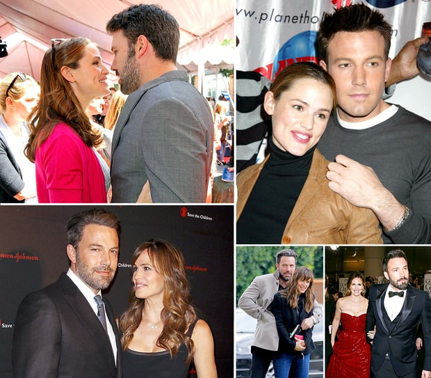 Ben Affleck and Jennifer Garner: The Way They Were