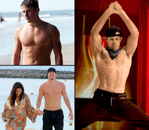 Channing Tatum's Incredibly Sexy Body