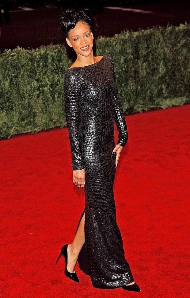 Rihanna, 2012 | Best Met Gala Dresses of All Time | Us Weekly