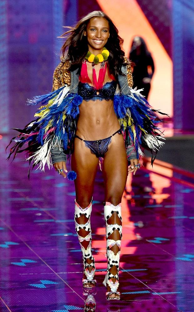 Jasmine tookes meet the new victoria s secret supermodel angels