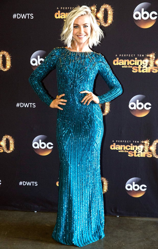 Julianne Hough: Dancing With the Stars Finale | Red Carpet ...