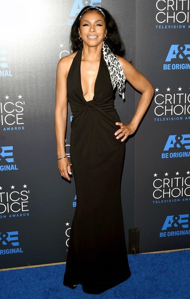 Khandi Alexander | Critics' Choice Television Awards 2015 ...
