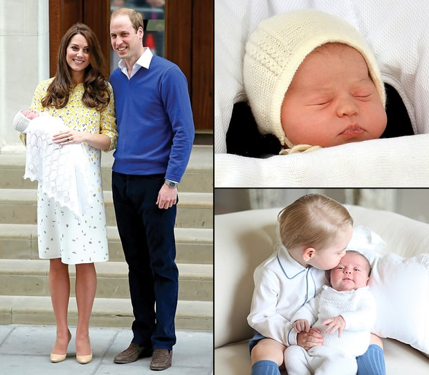 Meet the Princess of Cambridge!