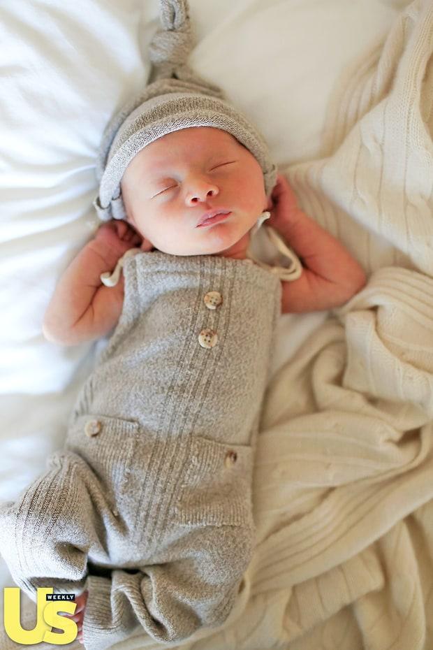 """Me"" Time | Alec and Hilaria Baldwin Welcome Baby Rafael ..."
