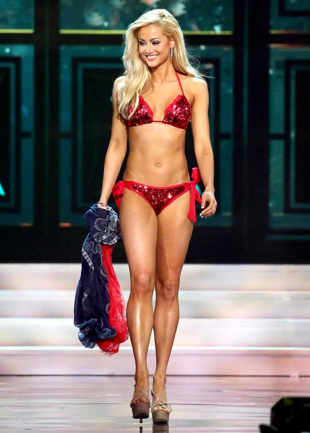 Miss Illinois   Miss USA 2015 Top 15: See Their Bikini ...
