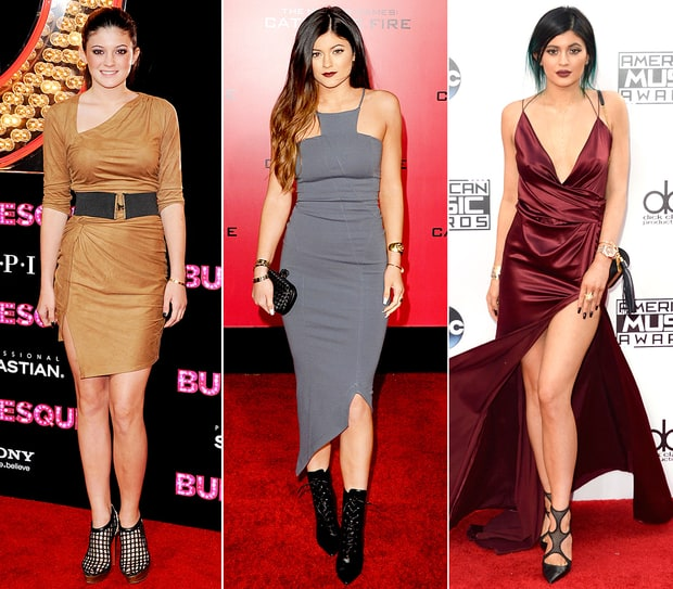 Kylie Jenner's Style Transformation