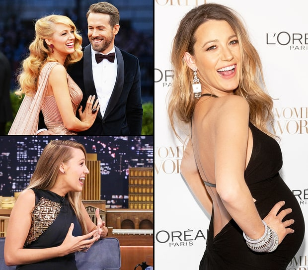 Blake Lively's Cutest Quotes About Family and Love