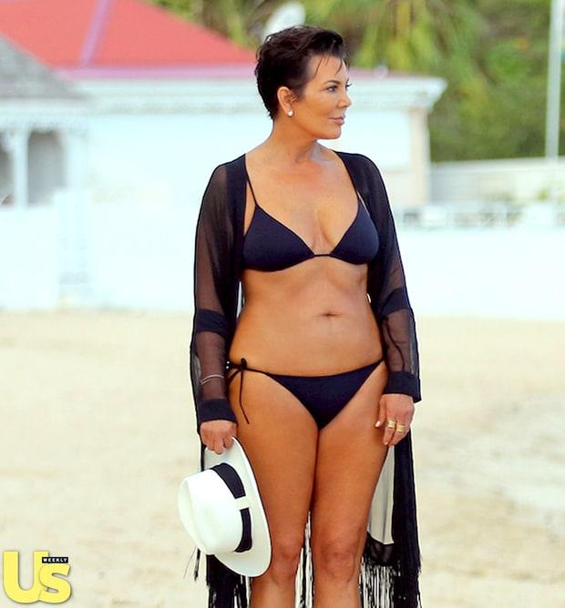 Keeping Up With The Kardashians' Bikini Bodies