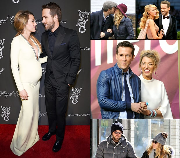 Blake Lively And Ryan Reynolds' Love Timeline