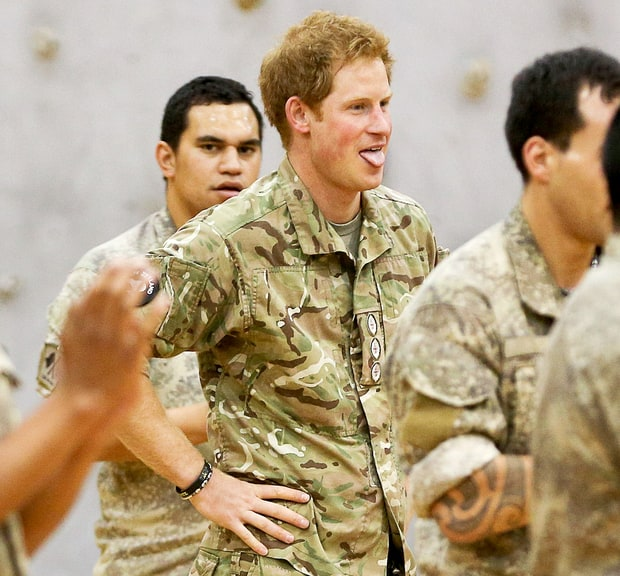 Prince Harry's Hottest Moments!