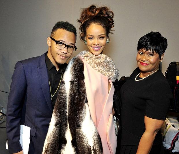 Rihanna: Blood=Thicker Than Water