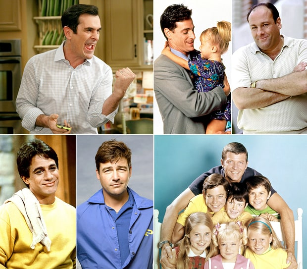 Beloved TV Dads