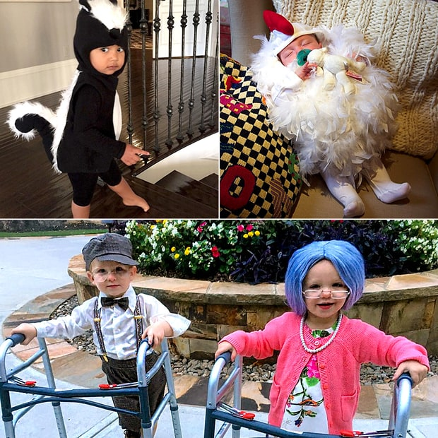 Celeb Kids' Cutest Halloween Costumes