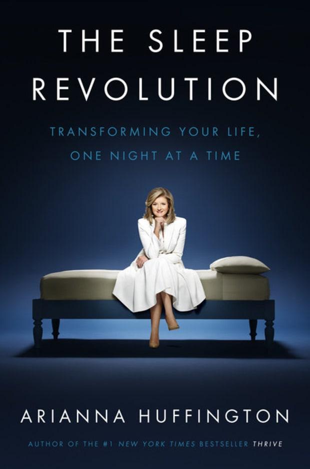 Arianna Huffington, The Sleep Revolution