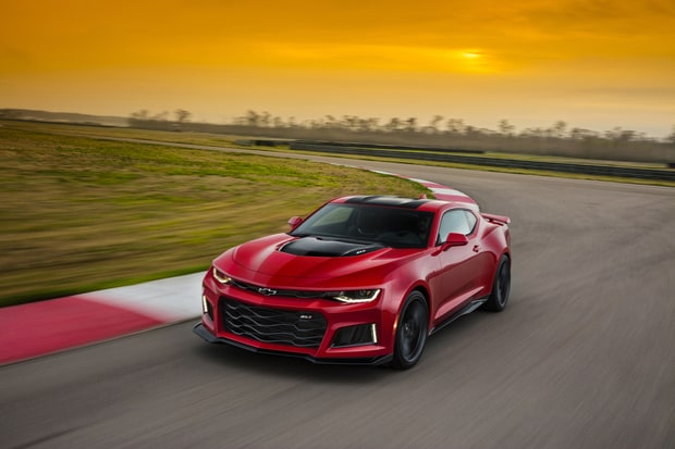Sports and Performance: Chevrolet Camaro ZL1