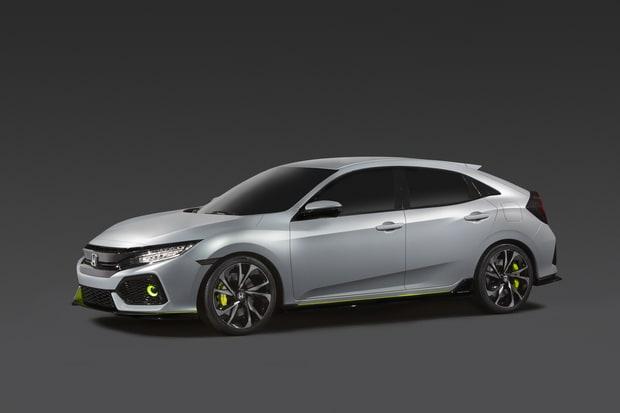 Sedans: Honda Civic Hatchback