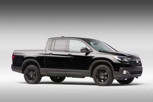 Pickup Trucks: Honda Ridgeline