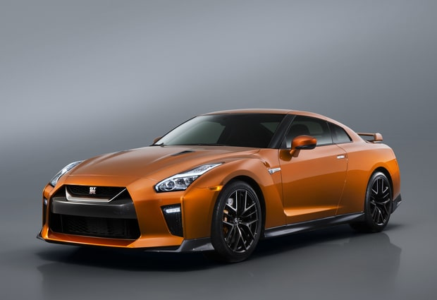 Sports and Performance: Nissan GT-R