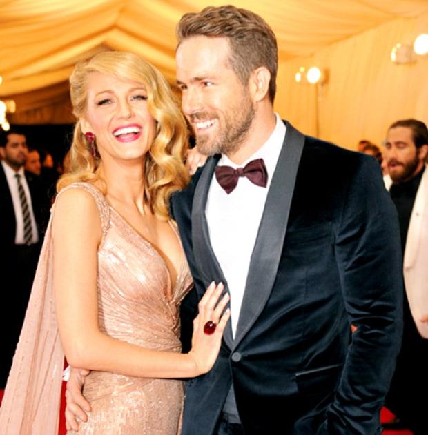 Ryan Reynolds 2014 Met Gala