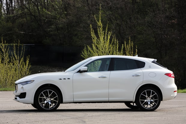 SUVs/Crossovers: Maserati Levante