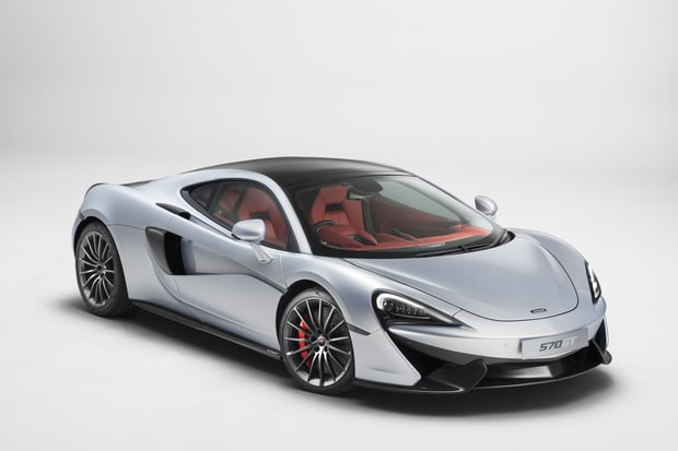 Sports and Performance: McLaren 570GT