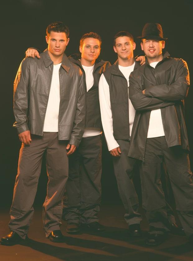 98 Degrees' Debut Album