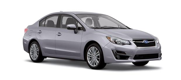 Sedans: Subaru Impreza