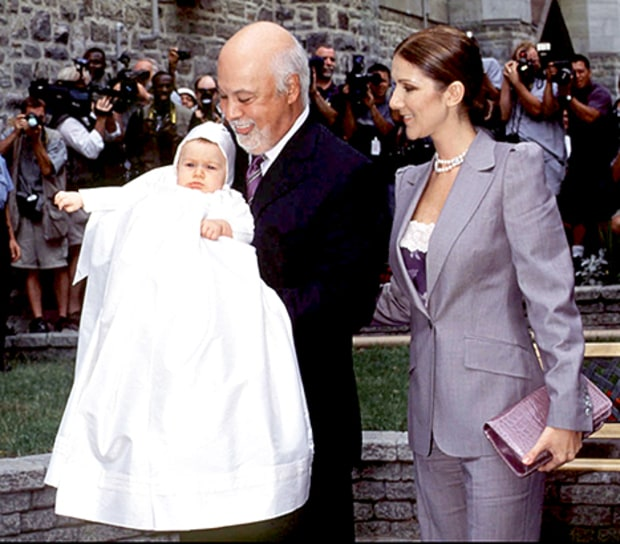 Celine Dion\u0026#39;s Son Rene Is All Grown Up at 14, Plus See Her Twins ...