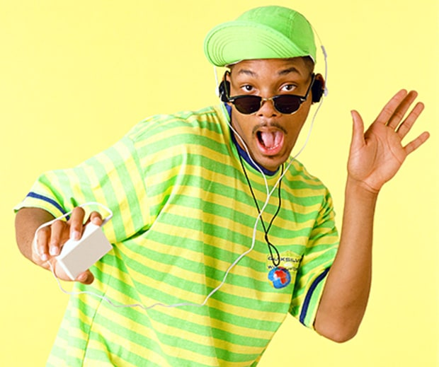 Fresh Prince Will smith raps fresh prince of bel air theme song ... Will Smith