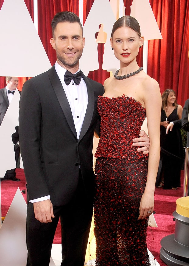 Adam Levine and Behati Prinsloo: 10 years