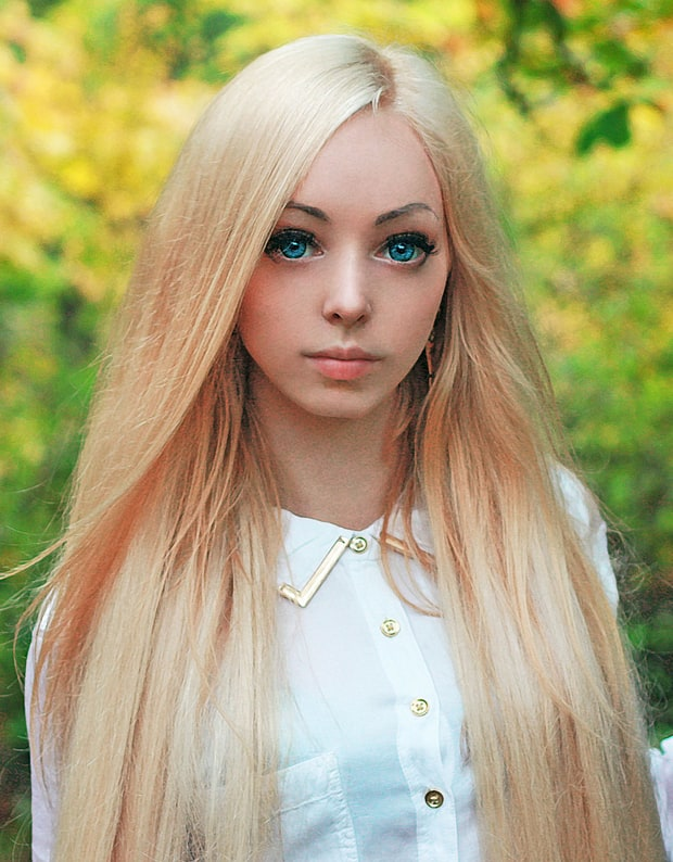 Alina Kovalevskaya | Meet 7 Real-Life Barbie and Ken Dolls ...