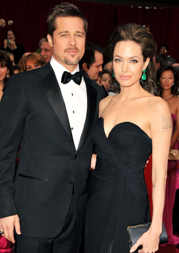 See Every House Brad Pitt and Angelina Jolie Called Home