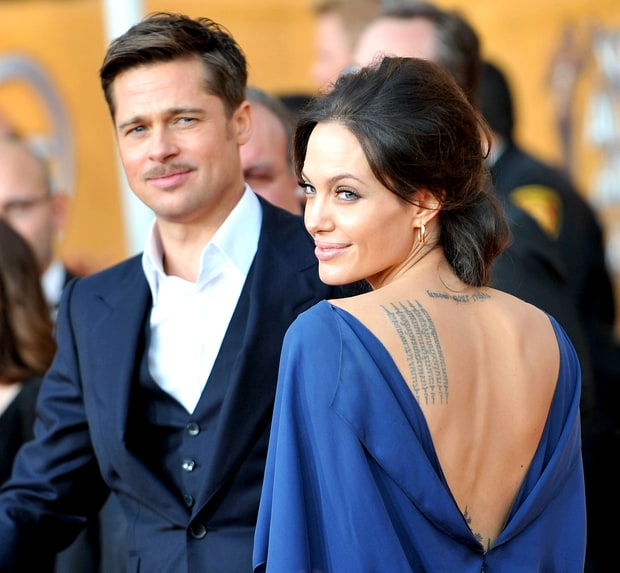 Image result for brad pitt and angelina jolie