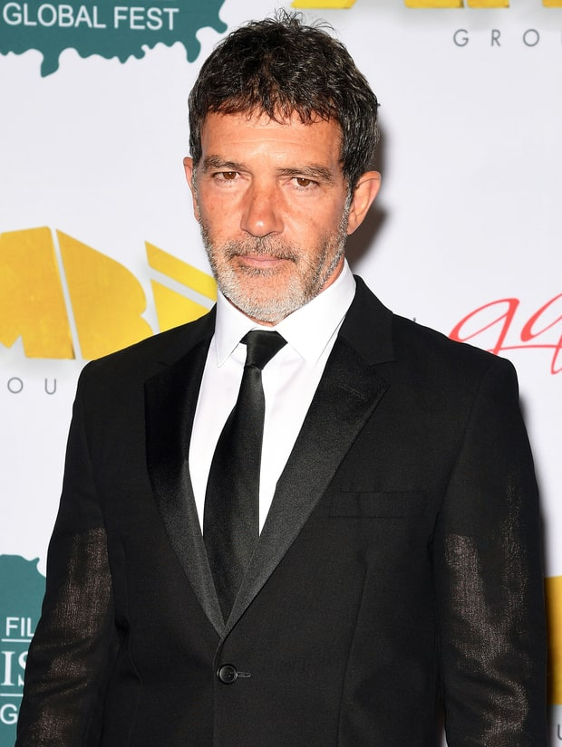 Antonio Banderas to Play Gianni Versace in Upcoming Biopic - Us Weekly