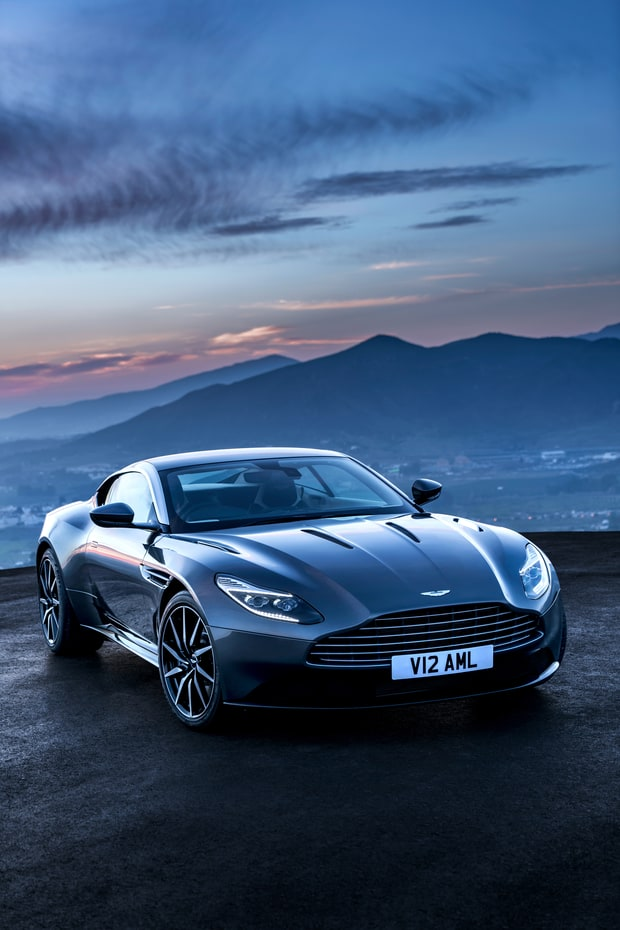 Sports and Performance: Aston Martin DB11
