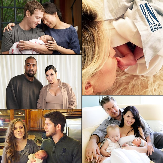 2015's Babies of the Year