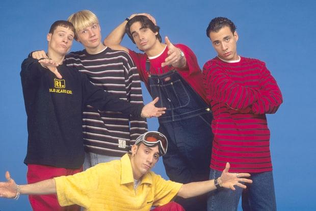Backstreet Boys' U.S. Debut Album